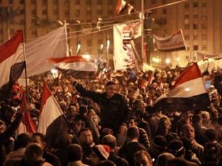 """Площадь Тахрир - символ """"арабской весны"""""""