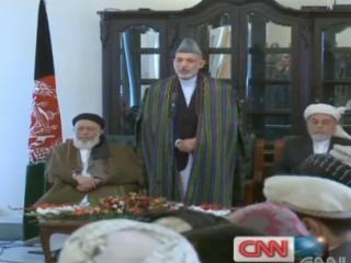 """По мнению талибов, Карзай является """"американской марионеткой"""" и не имеет самостоятельного политического веса"""