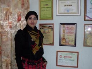 Сахера Рахмани: Можно быть стильной, не отходя от канонов ислама