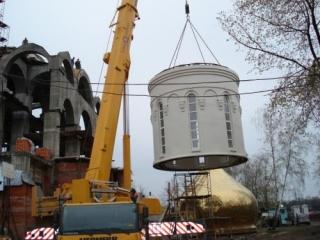 При МГИМО строится православный храм