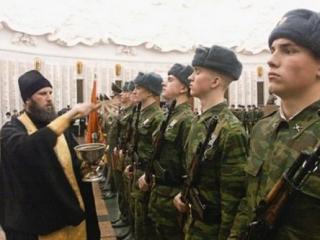 """Российская армия нуждается в """"реальном деле"""", считают в РПЦ"""