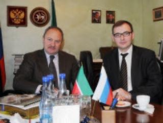 Имам Финляндии посетил Полпредство Татарстана