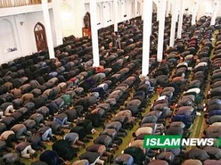 Мечеть Мухаммадия - самая посещаемая в Вахдате