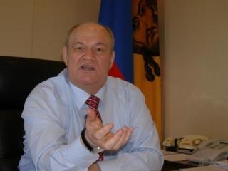 Губернатор Пензенской области Василий Бочкарев