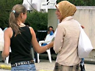 Церковь начала борьбу за исламские ценности