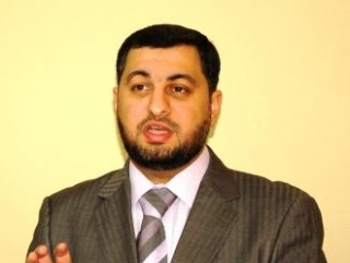 """Представитель Международного центра """"Аль-Васатыйя""""  доктор Салем аль-Баянуни"""