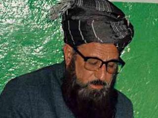 Карзай встретился с учителем талибов