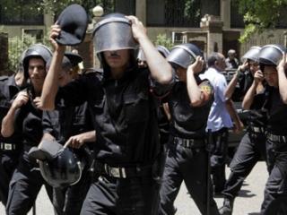 Нужна ли борода полицейским Египта