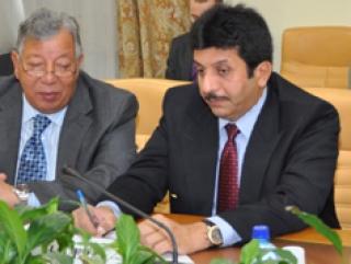 Посол Кувейта в России Насер Хаджи Аль-Музайан