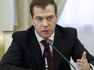 Медведев обсудил кризис в Сирии с лидерами Саудии, Ирана и Ирака