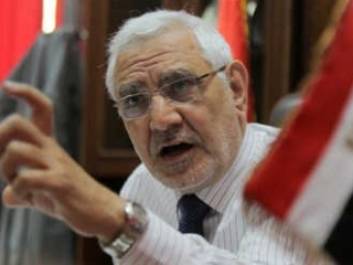 В Египте напали на кандидата в президенты Абуль Фаттуха