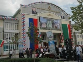 Проповеди из уст  горянок слушали в Грозном