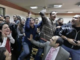 В Каире судят западных активистов, включая сына министра США