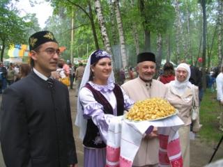 Сабантуй - праздник, сплачивающий народы