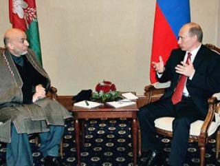 Путин выразил мнение, что присутствие иностранных войск в Афганистане не ведёт к стабилизации обстановки