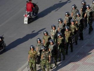 Меры безопасности в провинции были резко усилены в 2009 году после подавления очередного восстания уйгуров