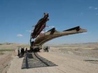 По китайской железной дороге будут вывозить сырье