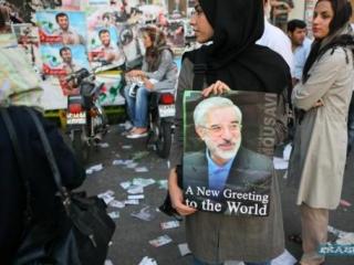 Запад попытается раскачать иранскую лодку