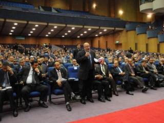 Заседание Консультационного совета Египта