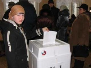 Российское общество проявило себя на выборах