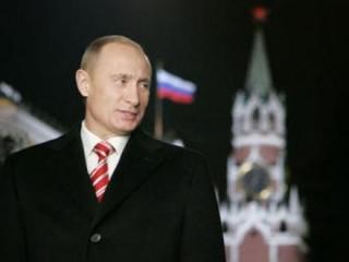 Владимира Путина поздравляют с победой