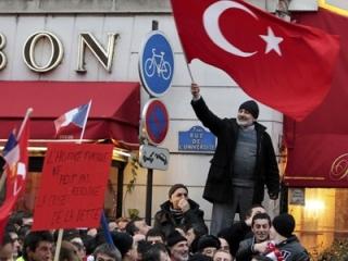 Турция сохранит санкции против Франции