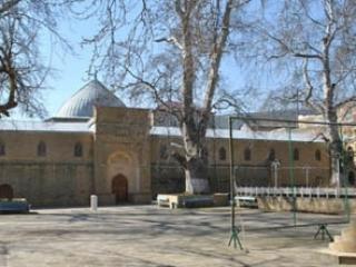 Джума-мечеть в Дербенте