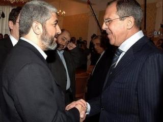 Глава МИД РФ принимает лидера движения ХАМАС в Москве