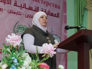 Дизайнер мусульманской одежды Факия Сабирзянова