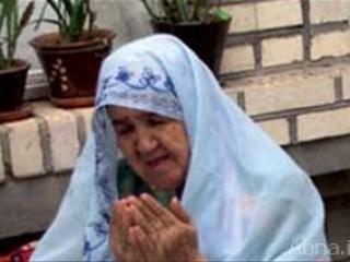 111-летняя ингушская долгожительница принимает гостей