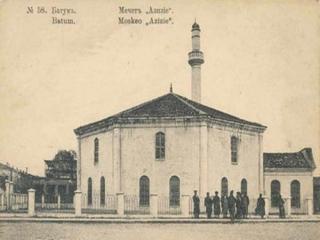 Мечеть султана Абдуль Азиза в аджарской столице