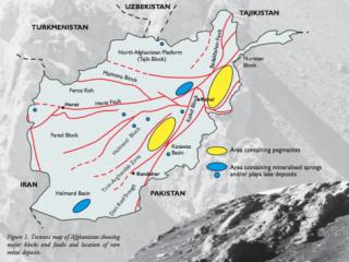 Иностранные компании устремились к залежам золота в Афганистане