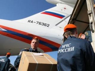 Россия доставит в Сирию гуманитарную помощь