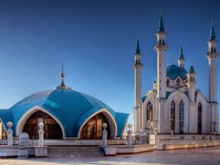 Легендарная многоминаретная мечеть Кул Шариф украшала столицу Казанского ханства четыре столетья тому назад
