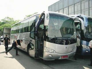 В автобусах введут паспортный режим
