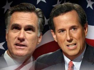 Митт Ромни и Рик Санторум единодушны в отношении России