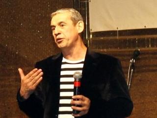 Ильяс Рафиков - один из ярких ораторов в Тюменской области