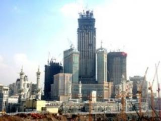 Строительство отелей в Мекке