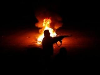 Столкновения между правительственной армии и оппозицией начались в одном из центральных районов Дамаска