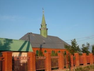 Звенигородская мечеть получила газ