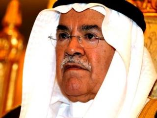 Министр нефти Саудовской Аравии Али ан-Наими