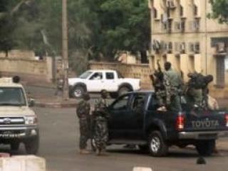 Армия в Бамако