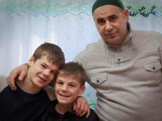 Мусульмане Дальнего Востока нередкие гости в детских домах