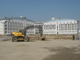 Строительство исламского образовательного центра