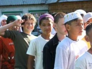Хабибуллин: В рационе питания детей в мусульманском лагере будет большое количество овощей и фруктов