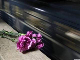 Москвичи вспоминают жертв терактов в метро