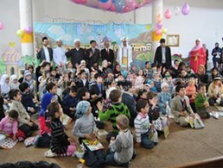 В день открытия мечети кукольное представление соберет детей всей округи