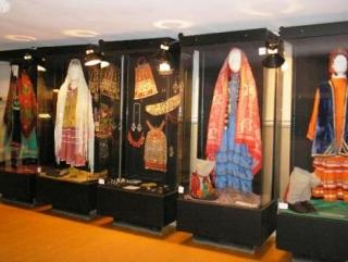 Музейная экспозиция знакомит с историей и культурой башкирского народа