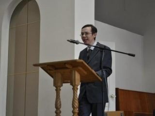 Лекцию будет читать профессор Хабутдинов