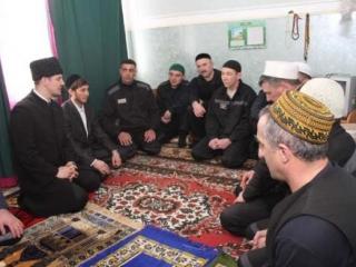 Колонии УФСИН Мордовии посетил глава Центрального духовного управления мусульман Мордовии